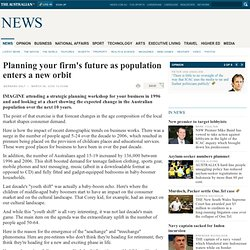 Planning your firm's future | The Australian