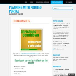 Planning with Printed Portal