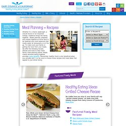 Meals Matter - Healthy eating and meal planning made easier