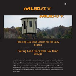 Planning Box Blind Setups for the Early Season