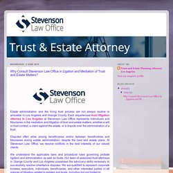 Read To Know Need Of Consulting Stevenson Law Office?