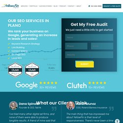 Plano SEO Company - Best SEO Services in Texas