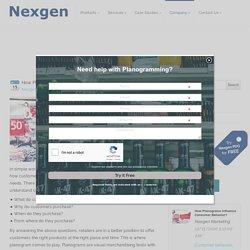 How Planograms Influence Consumer Behavior? - Blog - Nexgen