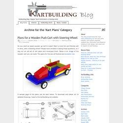 Kart Plans archive at Kartbuilding Blog