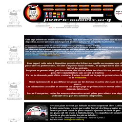Plans disponibles sur ce site