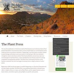 The Arizona Native Plant Society