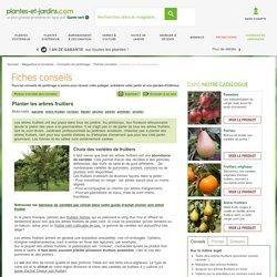 Planter et cultiver des arbres fruitiers