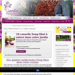 Des Plantes Médicinales Feng-Shui dans votre Cuisine - Le Jardin Feng-Shui
