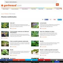 Plantes médicinales - tous nos sujets