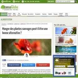 Manger des plantes sauvages peut-il être une bonne alternative ?