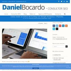 Cómo medir el tráfico de tu web + plantilla personalizada