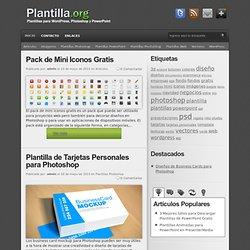 Gratis y Premium - Plantillas para WordPress, Plantillas para PowerPoint, Plantillas para Drupal - Part 2