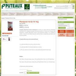 Plantprod 10-52-10 1kg - engrais horticole soluble et liquide plantprod