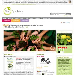 Plants For A Future : 7000 Edible, Medicinal & Useful Plants