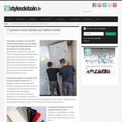 Les plaques en acrylique Seta Design de Madreperla