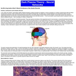 Plasma Neural Networks
