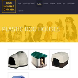 Buy Plastic Kennels For Dogs