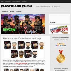 Plastic and Plush | Designer Toy News and Reviews
