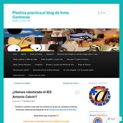 Plástica práctica,el blog de Inma Contreras