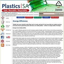 SA - Energy Efficiency