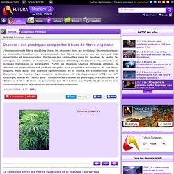 Chanvre : des plastiques composites à base de fibres végétales