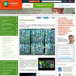 Les déchets plastiques : Comprendre le recyclage avec Paprec