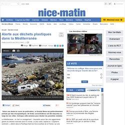 Alerte aux déchets plastiques dans la Méditerranée
