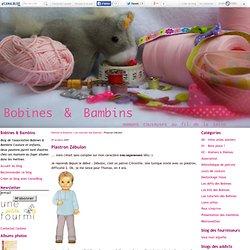 Plastron Zébulon - Bobines & Bambins