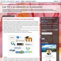 34 Plataformas virtuales educativas gratuitas