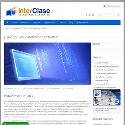 ¿Qué son las Plataformas Virtuales? - InterClase