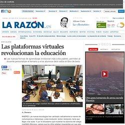 Las plataformas virtuales revolucionan la educación