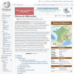 Plateau de Millevaches