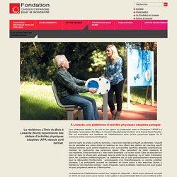 À Lewarde, une plateforme d'activités physiques adaptées partagée