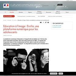 Education à l'image : Ersilia, une plateforme numérique pour les adolescents