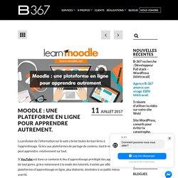 Moodle : une plateforme en ligne pour apprendre autrement.