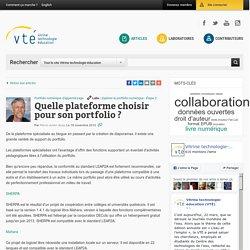 Canada : Quelle plateforme choisir pour son portfolio ?