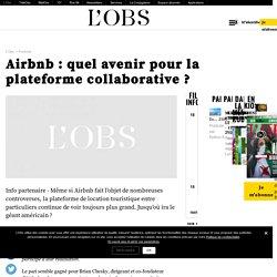 Airbnb : quel avenir pour la plateforme collaborative ?