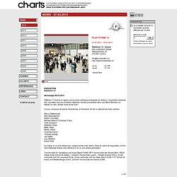 plateforme suisse pour les arts contemporains