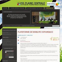 PLATEFORME DE MOBILITE VOITURE&CO