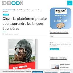 Qioz - La plateforme gratuite pour apprendre les langues étrangères