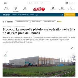 Biocoop. La nouvelle plateforme opérationnelle à la fin de l'été près de Rennes