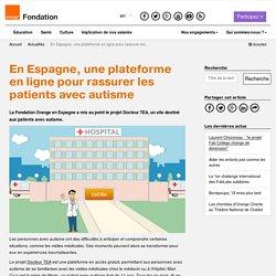 En Espagne, une plateforme en ligne pour rassurer les patients avec autisme