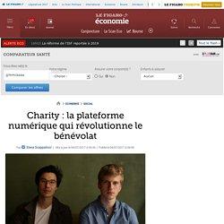 Charity : la plateforme numérique qui révolutionne le bénévolat