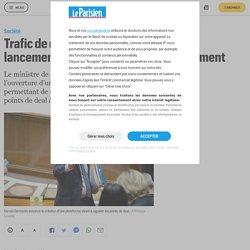 Trafic de drogue : Darmanin annonce le lancement d'une plateforme de signalement - Le Parisien