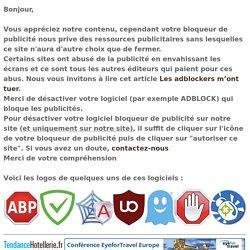 Communiqué Touristes et plateformes de réservation entre particuliers - CRT Paris Île-de-France: résultats étude 2015