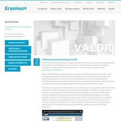 Platforma upowszechniająca VALOR