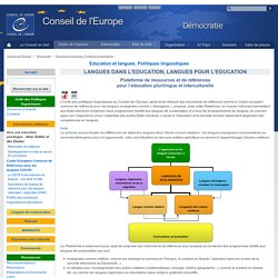 Platforme de ressources