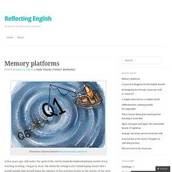 Memory platforms
