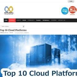 Top 10 Cloud Platforms