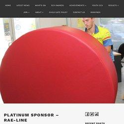 Platinum Sponsor – Rae-Line